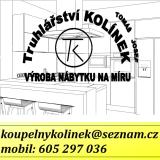 Koupelny, Kuchyně - Kolínek