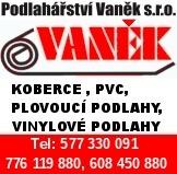 Podlahy Vanek