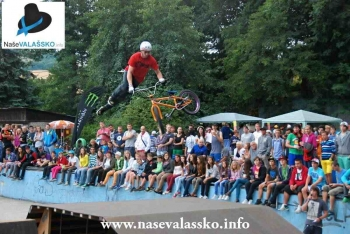 Video - BMX Charity Jam 2019 (autor-Václav Fiala)